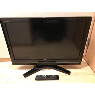 トウシバ(東芝)のTOSHIBA REGZA 32R1 32型 液晶テレビ(テレビ)