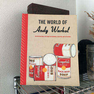 アンディウォーホル(Andy Warhol)のアンディウォーホル MOMA  アートブック 絵本(アート/エンタメ)