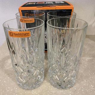 ナハトマン(Nachtmann)のナハトマン ノブレス ロングドリンクグラス 4個セット(グラス/カップ)