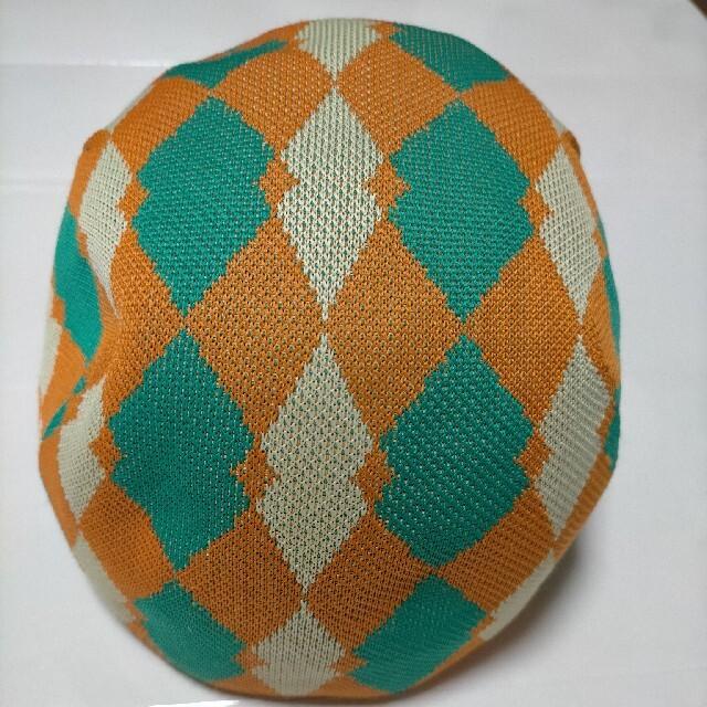 KANGOL(カンゴール)のあきさん専用KANGOLカンゴールキャップ Lサイズ ゴルフキャップ メンズの帽子(キャップ)の商品写真