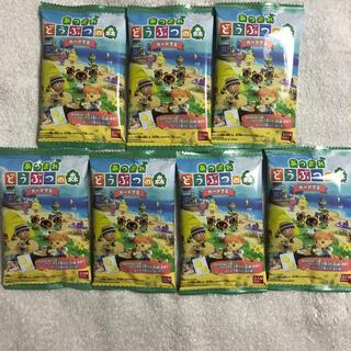 フルタセイカ(フルタ製菓)のどうぶつの森 カードグミ7個(菓子/デザート)