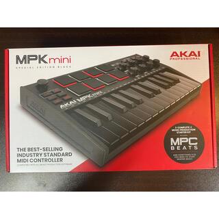 コルグ(KORG)のAkai Professional MPK mini mk3(MIDIコントローラー)