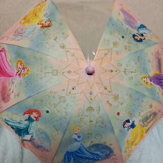 ディズニー(Disney)のR♡R様専用  子供用傘ディズニープリンセス(傘)
