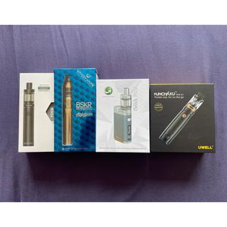 イーリーフ(Eleaf)の4機種 電子タバコ ベイプ 画像追加(タバコグッズ)