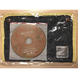 マルキン会員継続特典と冬号付録DVD(ミュージシャン)