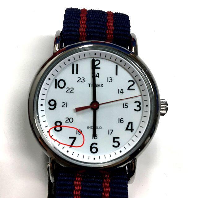TIMEX(タイメックス)の★訳アリ★ TIMEX タイメックス 腕時計 T2N747① メンズの時計(腕時計(アナログ))の商品写真