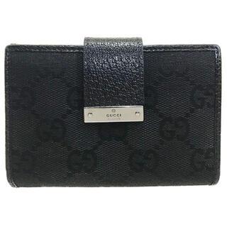 Gucci - 正規品 グッチ GUCCI カードケース 名刺入れ パスケース 【KK9072】