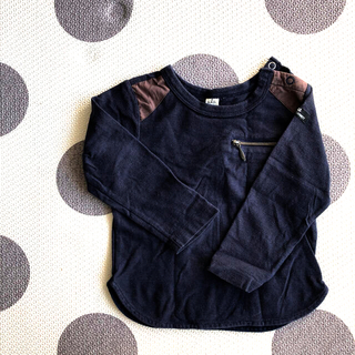 エービーシーデザイン(ABC Design)のロンT カットソー 後ろ姿がオシャレです‼︎(Tシャツ/カットソー)