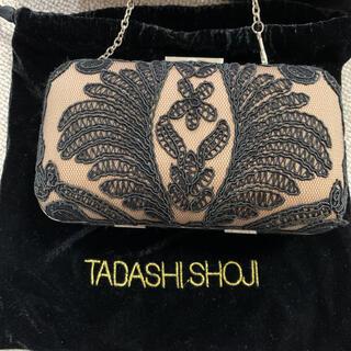 タダシショウジ(TADASHI SHOJI)のタダシショージ エンブロイダリークラッチバッグ 2way(クラッチバッグ)