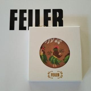フェイラー(FEILER)のフェイラーノベルティ✨オリジナルコンパクトミラー(ミラー)