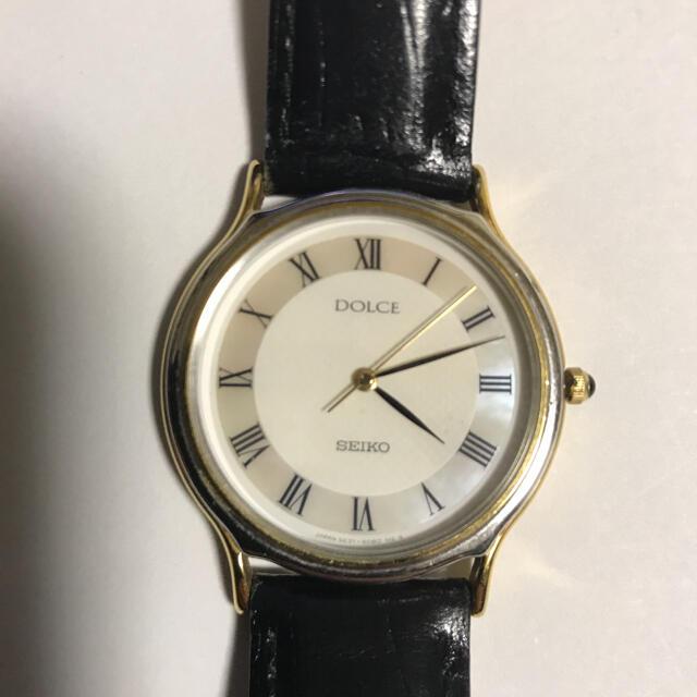 SEIKO(セイコー)の腕時計 SEIKOドルチェ クオーツ時計(男女兼用) メンズの時計(腕時計(アナログ))の商品写真