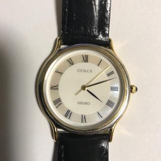 セイコー(SEIKO)の腕時計 SEIKOドルチェ クオーツ時計(男女兼用)(腕時計(アナログ))