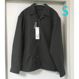 ジルサンダー(Jil Sander)の+J Uniqlo オーバーサイズシャツジャケット(ブルゾン)