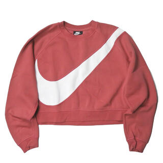 NIKE - NIKE WOMENS SWOOSH BB CREW FLEECE レディース