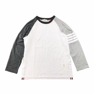 トムブラウン(THOM BROWNE)の【THOM  BROWNE】  C-053(Tシャツ/カットソー(七分/長袖))