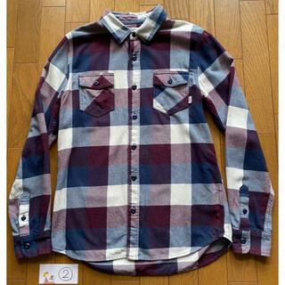 ヴァンズ(VANS)のvans チェックシャツ(シャツ)