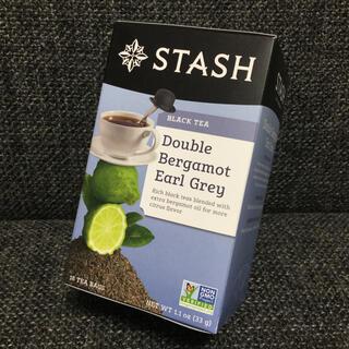 STASH スタッシュ★ダブル ベルガモット アールグレイ★紅茶(茶)