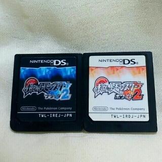 ポケモン(ポケモン)のポケモンブラック2 ポケモンホワイト2  DS(携帯用ゲームソフト)