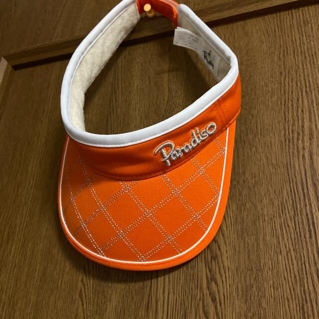 Paradiso(パラディーゾ)のwing様専用 美品 パラディーゾ バイザー スポーツ/アウトドアのテニス(ウェア)の商品写真