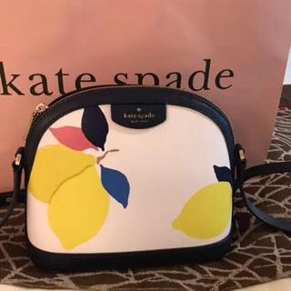 ケイトスペードニューヨーク(kate spade new york)の【土日限定】katespade♡レモンショルダーバッグ(ショルダーバッグ)