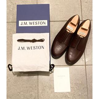 【極美品】J.M.WESTON GOLF 641 ブラウン