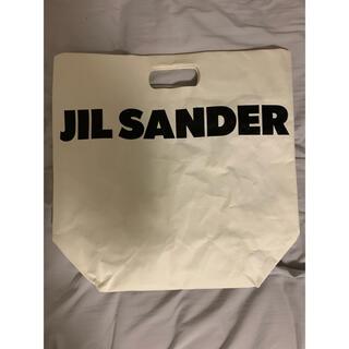 ジルサンダー(Jil Sander)のJIL SANDER ジルサンダー ショッパー トートバッグ(トートバッグ)