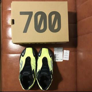 アディダス(adidas)のアディダス Yeezy boost 700 MNVN FY3727(スニーカー)
