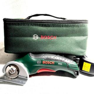ボッシュ(BOSCH)のMIさん BOSCH Xeo3 電動カッター バッテリー式(その他)