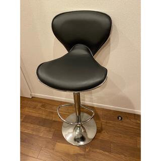 ニトリ(ニトリ)のニトリ カウンターチェア 椅子 高さ調節可能(その他)