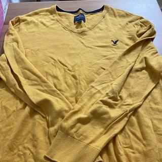アメリカンイーグル(American Eagle)のアメリカイーグル 薄手セーター(ニット/セーター)