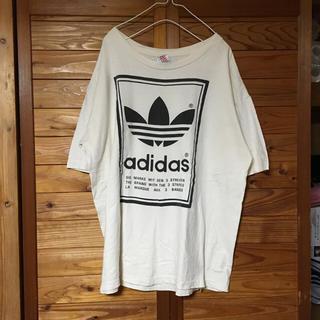 アディダス(adidas)のtaketo8888様専用USA製ヴィンテージアディダスTシャツ(Tシャツ/カットソー(半袖/袖なし))