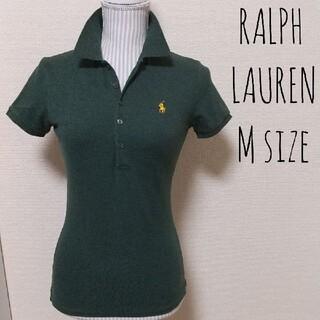 Ralph Lauren - RALPH LAUREN 定番 ホースロゴ ポロシャツ ポニー ワンポイント