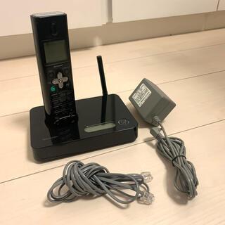 SHARP - シャープ コードレス電話 JD-S10CL 電池新品