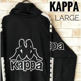 Kappa - 美中古 【激レア】90s kappa トラックジャケットジャージ刺繍ビッグロゴ
