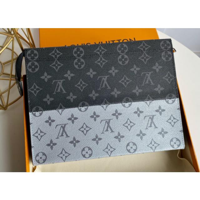 LOUIS VUITTON(ルイヴィトン)の新品★LV ルイヴィトン モノグラムスプリットバッグ国内正規品ギャラクシー メンズのバッグ(メッセンジャーバッグ)の商品写真