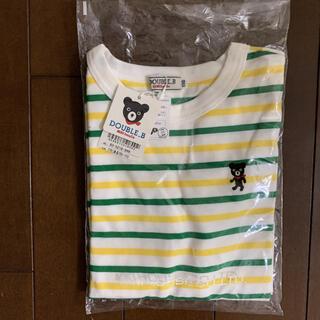ダブルビー(DOUBLE.B)のミキハウス★ダブルB ダブルビー ロンT ロンt  110(Tシャツ/カットソー)