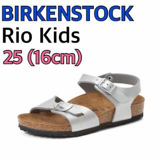 ビルケンシュトック(BIRKENSTOCK)の【新品箱&タグ付】BIRKENSTOCK ビルケンシュトック リオ 16cm(サンダル)