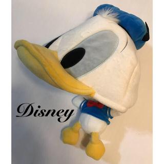 ディズニー(Disney)のSALE【中古】Disney⑪ イヤーキャップ かぶりもの ドナルド(キャラクターグッズ)