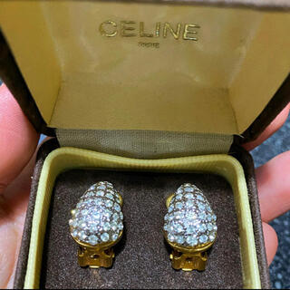 セリーヌ(celine)のCELINEのイヤリング美品(イヤリング)