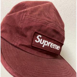 シュプリーム(Supreme)のシュプリーム supreme キャップ(キャップ)