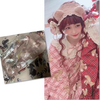 ピンクハウス(PINK HOUSE)の【新品未開封】ピンクハウス ヘッドドレス(カチューシャ)