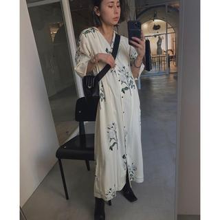 アメリヴィンテージ(Ameri VINTAGE)の【Ameri VINTAGE】POSIE SHIRT DRESS(ロングワンピース/マキシワンピース)