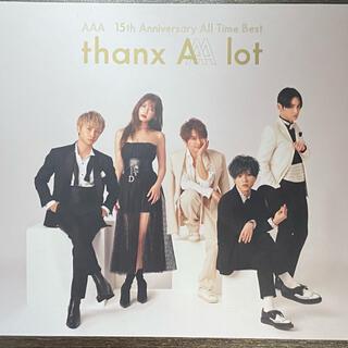 トリプルエー(AAA)のAAA[15th Anniversary All Time Best](国内アーティスト)