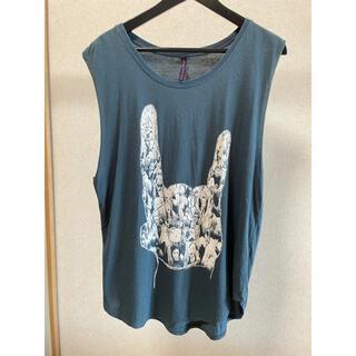 ローズバッド(ROSE BUD)のMOTEL ROCKS プリントカットソー(Tシャツ/カットソー(半袖/袖なし))