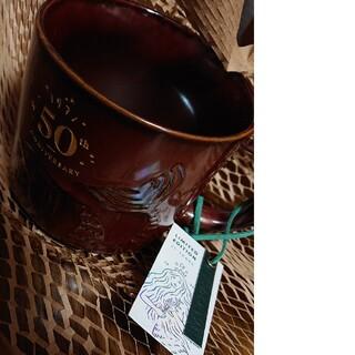 スターバックスコーヒー(Starbucks Coffee)のスターバックス 50周年記念 マグカップ 限定 スタバ マグサイレンテイル(グラス/カップ)