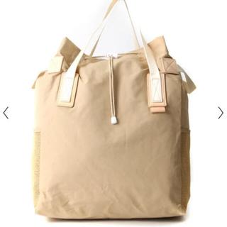 エンダースキーマ(Hender Scheme)の【新品】Hender scheme functional tote bag(トートバッグ)