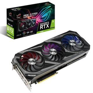 エイスース(ASUS)の新品送料込 ASUS ROG-STRIX-RTX3080-10G-GAMING(PCパーツ)