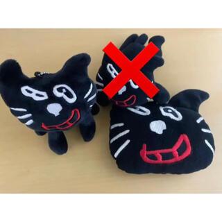 キヨ猫 ぬいぐるみ パスケース おすわり 2種(キャラクターグッズ)