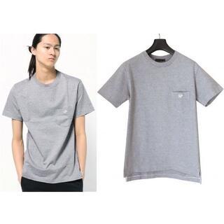 サイ(Scye)のBshop別注 SCYE BASICS ヘビーウェイト 天竺 ポケットTシャツ (Tシャツ/カットソー(半袖/袖なし))