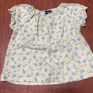 アクアブルー(Aqua blue)のアクアブルー Tシャツ 70(Tシャツ)